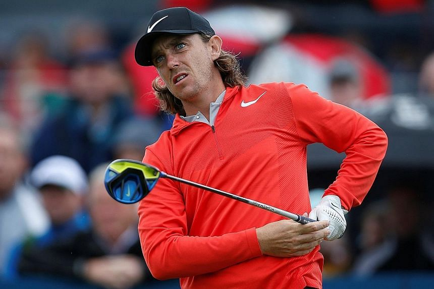 Tommy Fleetwood is showing good form, finishing fourth at the US Open before winning the French Open.