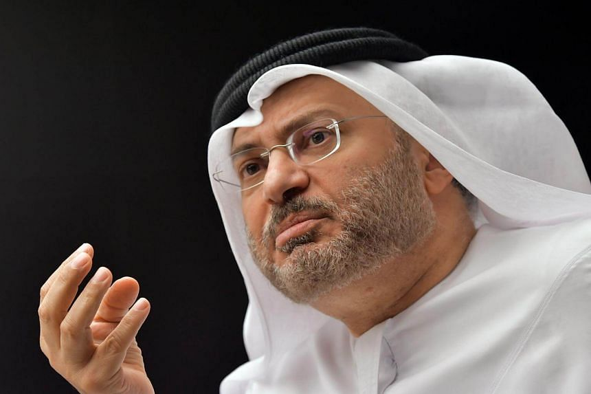 Anwar Gargash, UAE Minister of State for Foreign Affairs.