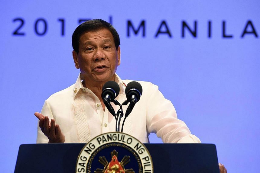 Philippine President Rodrigo Duterte reminded Washington not to meddle with the way he runs the country.
