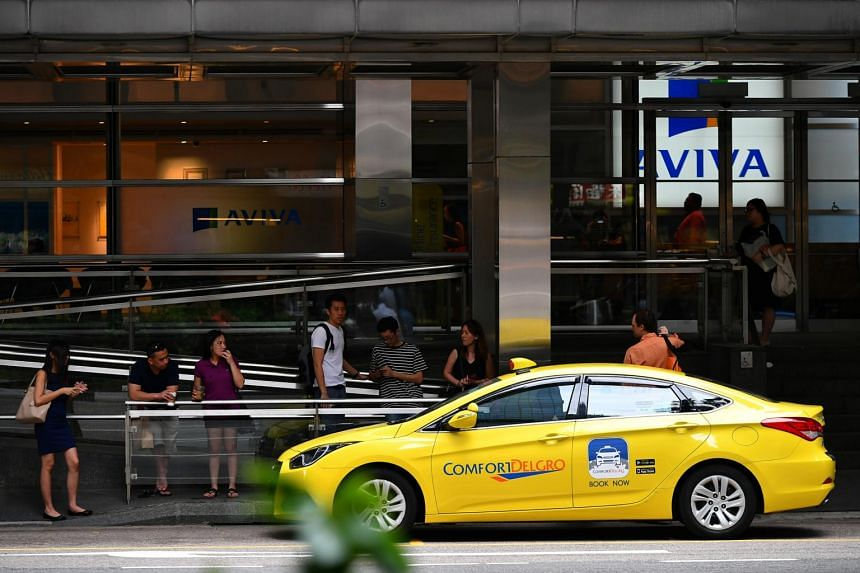 The number of cabs here hit an eight-year low of 25,699 as at June 30.