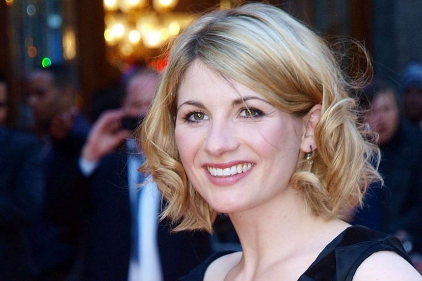 British actress Jodie Whittaker was unveiled on July 16, 2017 as the first woman to play Doctor Who in the cult BBC science fiction series.