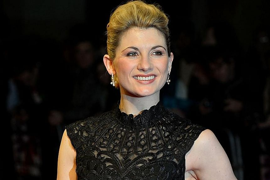 Actress Jodie Whittaker starred in British award-winning crime drama Broadchurch and is ready to stamp her mark on the Dr Who character.