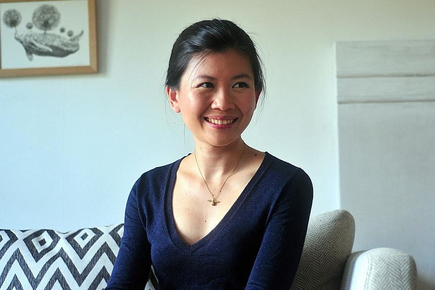 Singaporean Rachel Heng began writing about three years ago and has since quit her job to focus on it.
