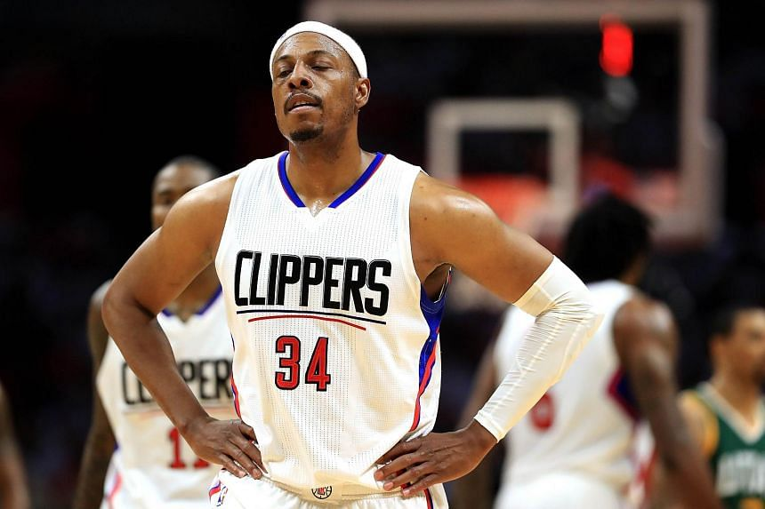Paul Pierce signed a one-day contract with the Boston Celtics, which allows him to retire as a member of the NBA franchise.