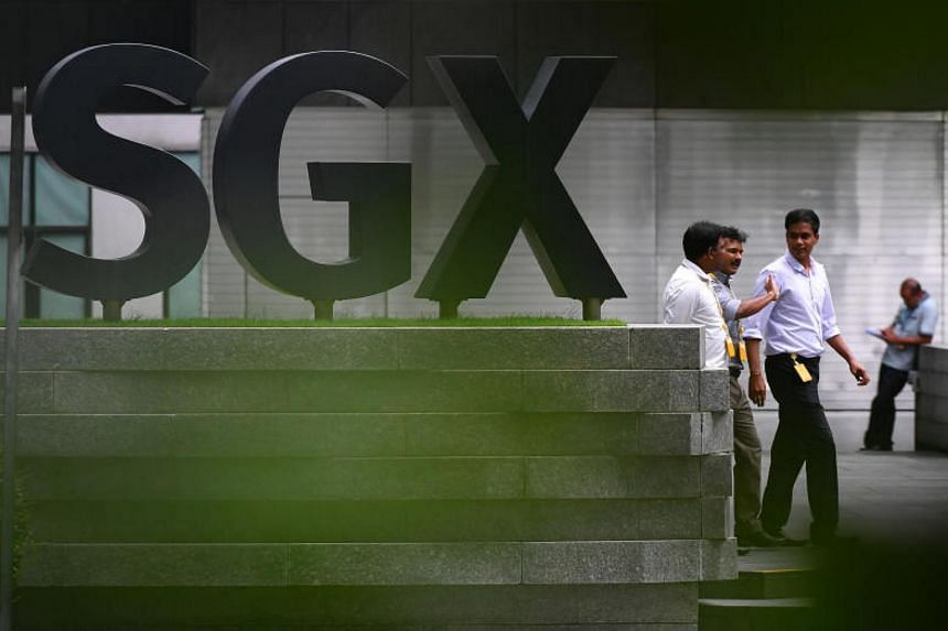 Singapore shares opened lower on Friday (Sept 29), with the benchmark Straits Times Index at 3,219.46 in early trade, down 0.24 per cent, or 7.68 points.