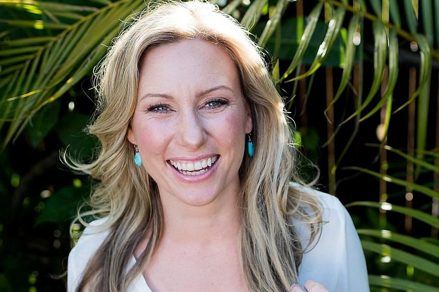 Ms Justine Damond, who was due to be married next month to Mr Don Damond (below), was shot multiple times by a police officer. The reason remains unknown.