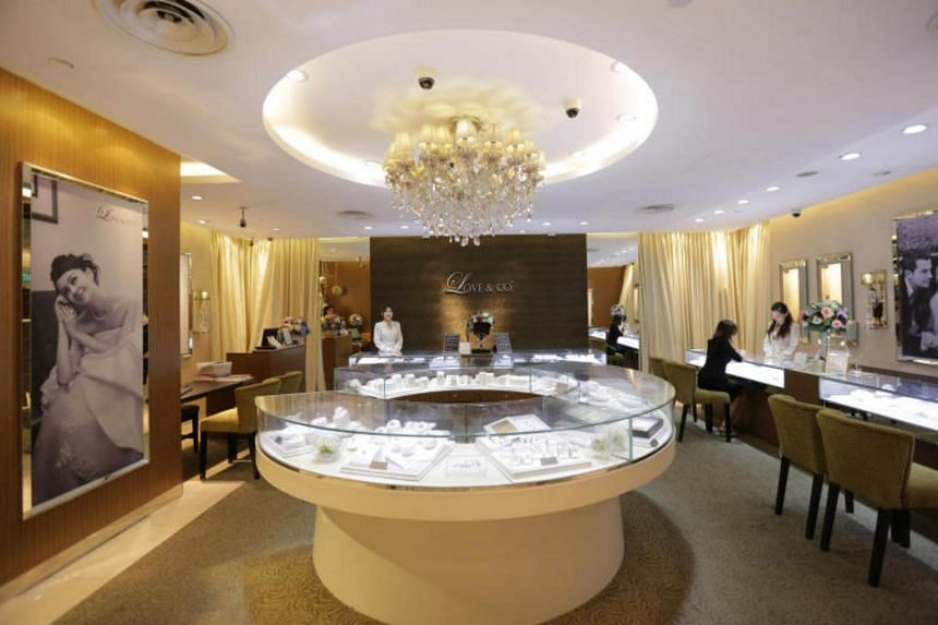 Its unit Love & Co. International entered an agreement with Global Crown to sell jewellery under Soo Kee's bridal specialist brand, Love & Co, in mainland China and Hong Kong.