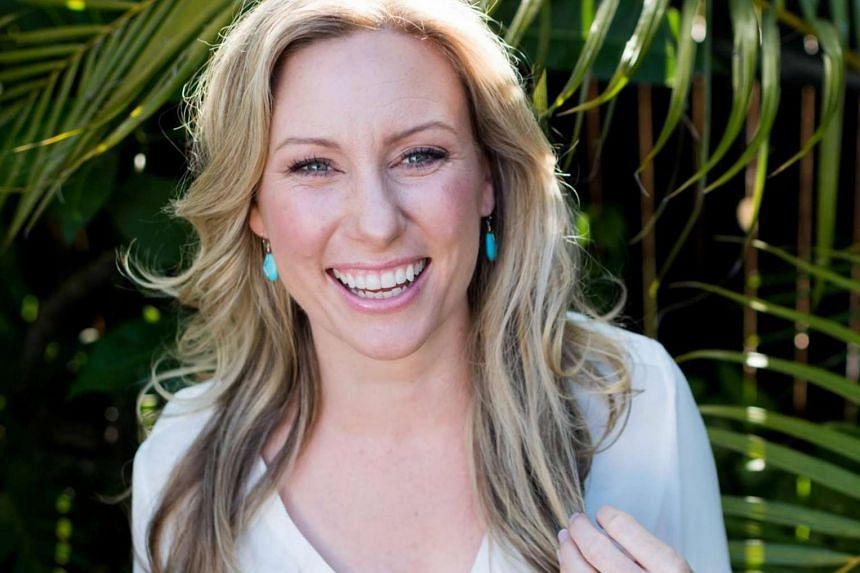 Australian Justine Damond, also known as Justine Ruszczyk, as seen in a 2015 photo.
