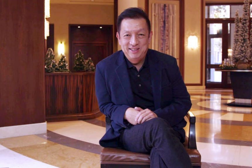 Peter Lim, Singapore billionaire and Rowsley's controlling shareholder.