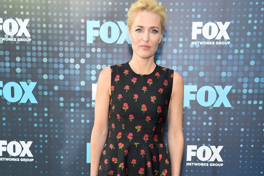 Gillian Anderson, best known for her role in The X-Files, is the bookmakers' favourite to play a female James Bond.