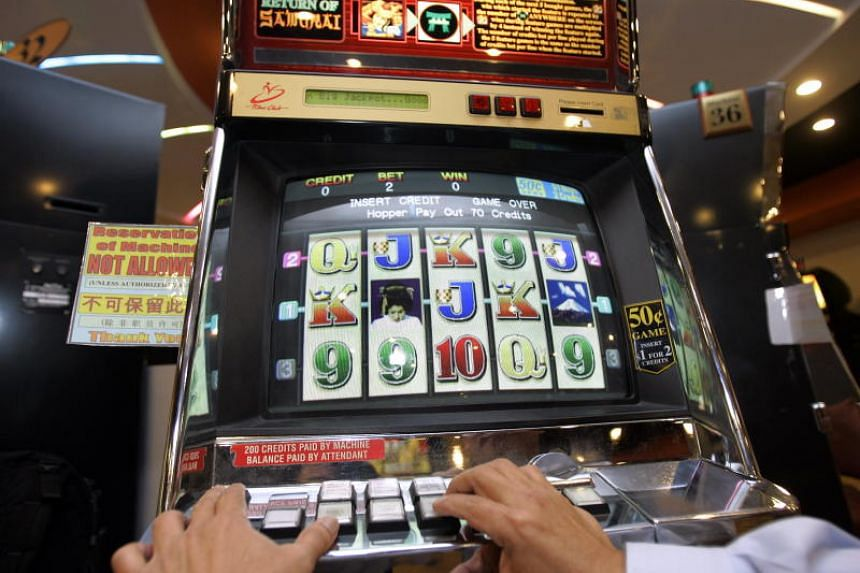 From May 1 next year, all private clubs that operate jackpot machines must adopt the Centralised Self-Exclusion Scheme.