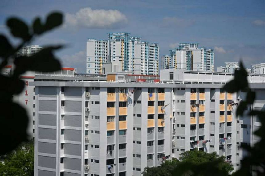 HDB flats near Ang Mo Kio Avenue 10. Besides BTO flats, HDB will also introduce a new sales mode, known as the Re-Offer of Balance Flats, to pool all unsold units from previous sale of balance flats exercises.