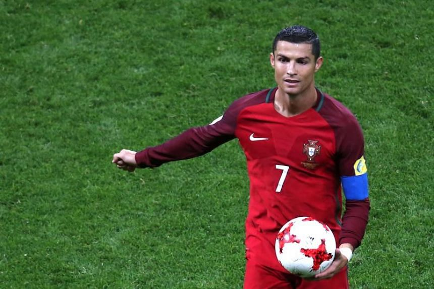 Cristiano Ronaldo will be in Singapore for a day to sign a major endorsement deal.