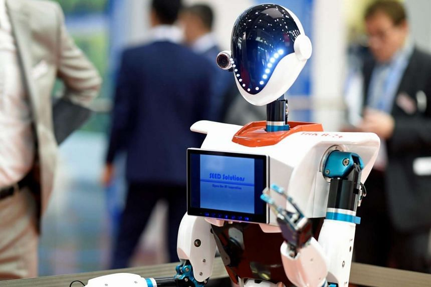 According to Accenture, artificial intelligence could nearly double Singapore's annual economic growth rates by 2035.