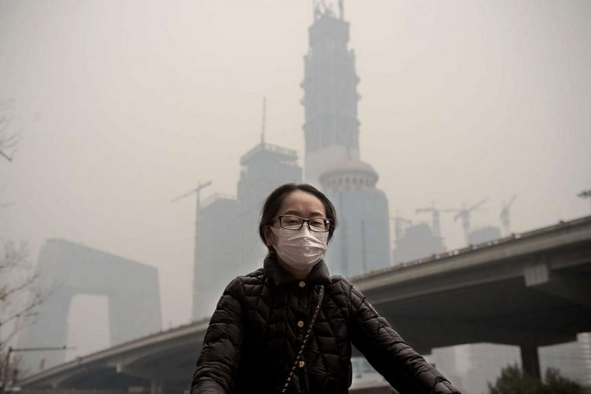 Air quality in 338 of China's largest cities, on average, deteriorated in the first six months of 2017.