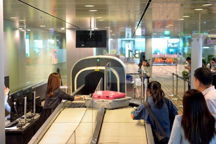 Tighter security checks will be conducted for travellers heading to the United States on non-stop flights from Singapore.