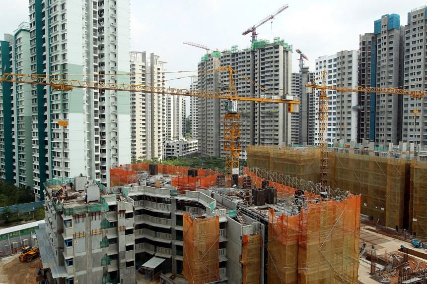 Shorter waiting time: New class of flats likely to be popular, say