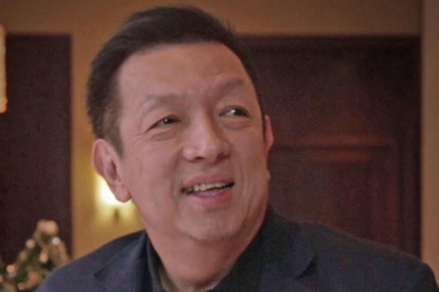 Rowsley did not go into details about how Mr Peter Lim's healthcare assets had been valued.