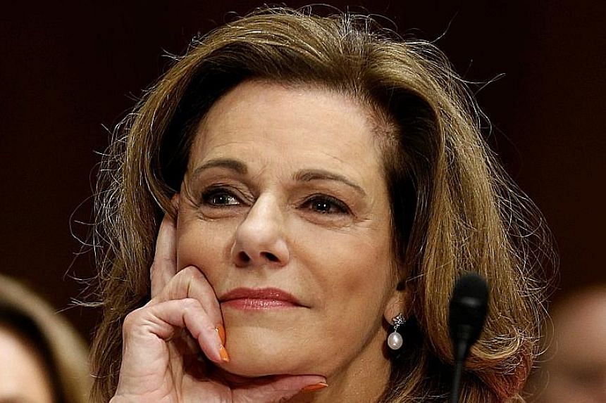 Ms Kathleen Troia McFarland is President Donald Trump's nominee for the US' next ambassador to Singapore.