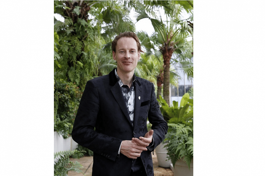 Dutch artist and innovator Daan Roosegaarde, who is behind the Smog Free Project, the largest outdoor air purifier in the world which makes jewellery from smog.