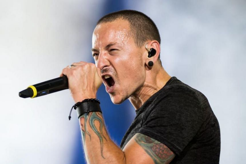 Singer Chester Bennington was found dead in his home on July 20.