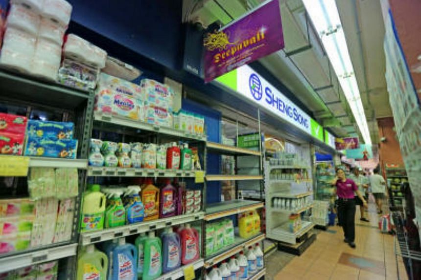 Sheng Siong is Singapore's third-largest supermarket chain by store number, at 42 outlets islandwide.