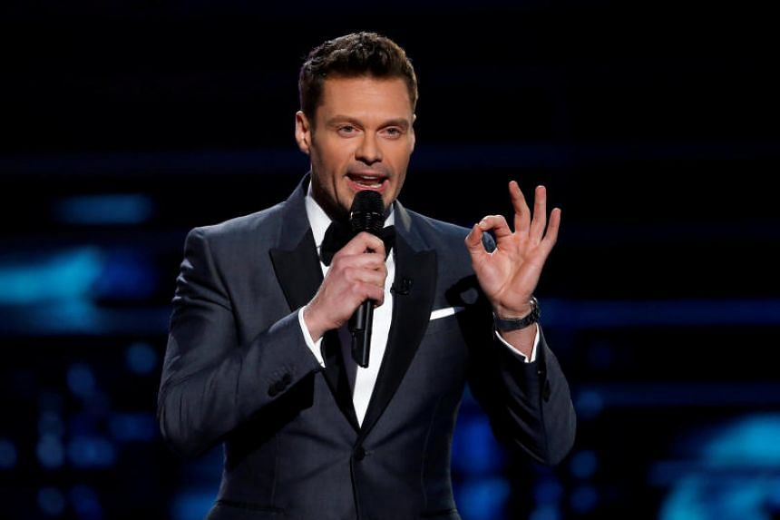 Show host Ryan Seacrest, seen here at the American Idol grand finale in Hollywood in 2016, will return as host when the talent competition reboots on ABC TV next year.
