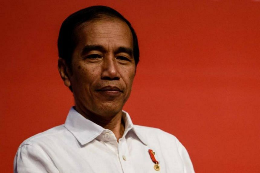 Indonesian President Joko Widodo also warned that the drug situation has put the country in a national emergency.