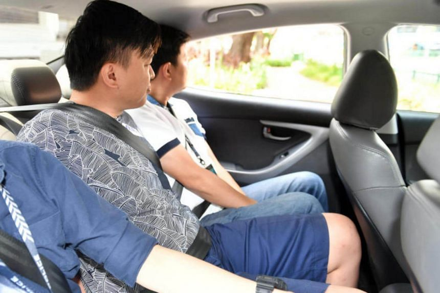 Saw Yan Long, suspected of involvement in a multinational online vice ring, was charged in court on Saturday (July 22) morning.