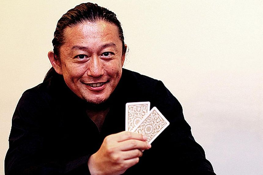 Mr Arai Nobuki taught himself to be a professional casino gambler and now earns enough to travel and maintain his lifestyle.