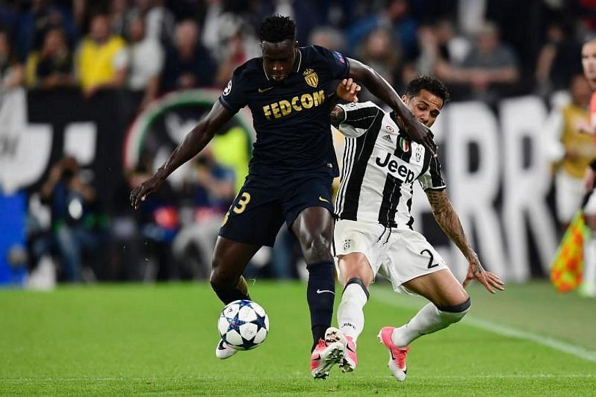 Benjamin Mendy (left) is set to become the most expensive defender in history.