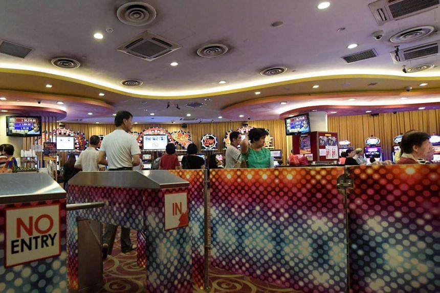 The Scarlet Club at Ang Mo Kio Hub.