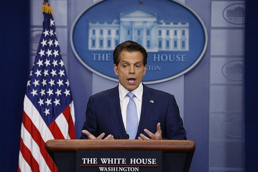 Newly appointed White House communications director Anthony Scaramucci is a financier with no formal public relations experience.