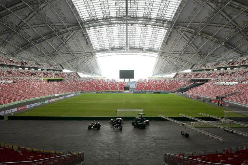 Due to the enhanced entry screening measures in place, fans are advised to go to the National Stadium early.