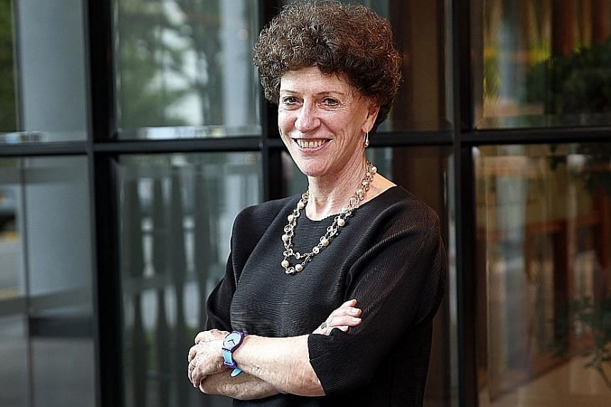 Synergos chair Peggy Dulany believes building the right bridges will help solve global poverty, inspired by her late father David Rockefeller's efforts to nurture leaders able to forge such bridges and reshape the future.