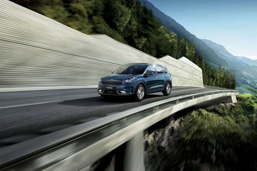 The Kia Niro has a Guinness World Record title for the lowest fuel consumption.