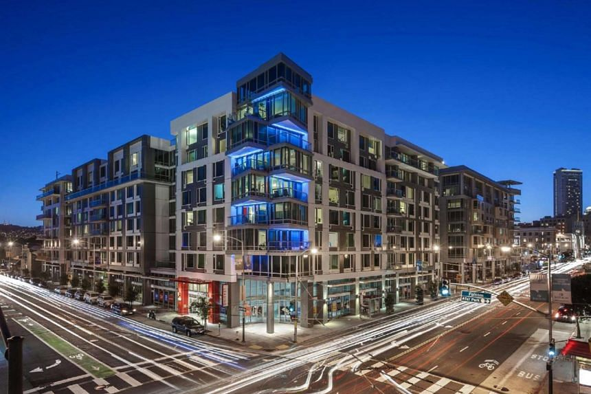Synergy Global Housing's Mosso property in San Francisco.