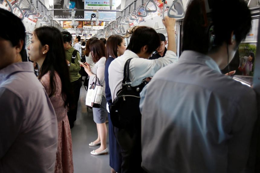 Authorities are seeking ways to make room for 920,000 spectators expected to visit Tokyo each day during the 2020 Summer Olympics.