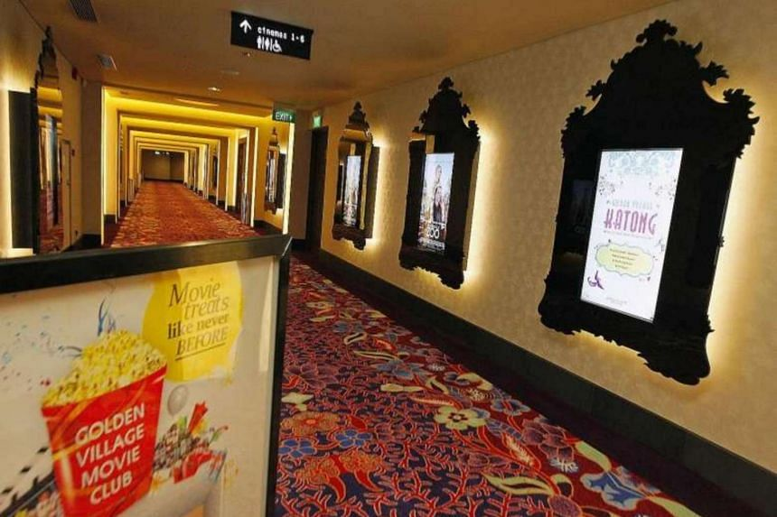 mm2 Asia's bid to acquire the share of Golden Village cinema chain for S$184.25 million has fallen through.