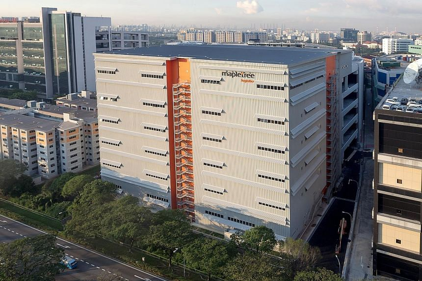 Mapletree Logistics Hub - Toh Guan is Mapletree Logistics Trust's latest redevelopment project completed in March 2016.