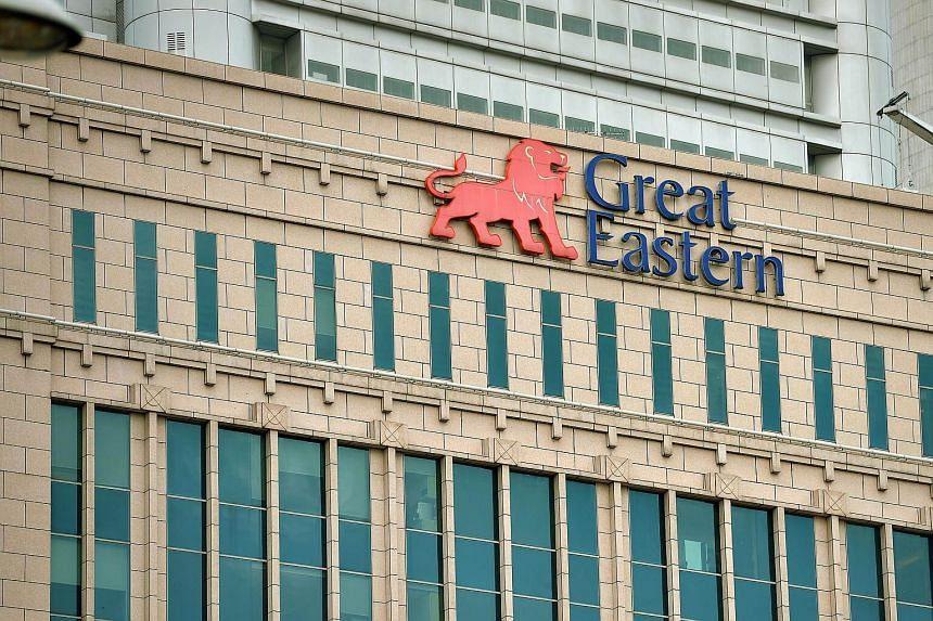 Great Eastern's net profit for the first half-year swelled by 150 per cent to S$497.4 million from S$199.1 million a year ago.