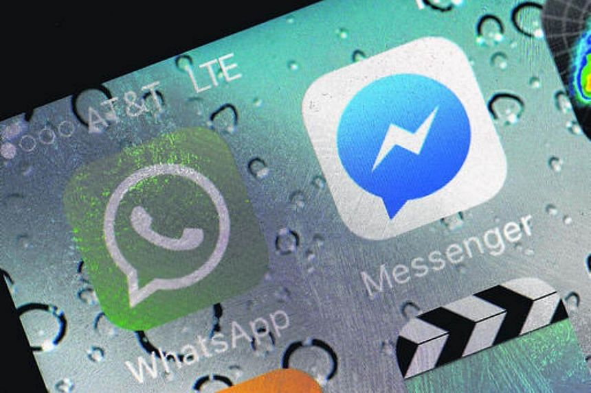 Consumers here are ditching the SMS platform in favour of mobile apps like WhatsApp and WeChat.