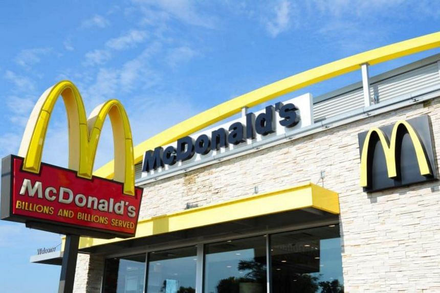 McDonald's reported higher second-quarter profits July 25, 2017 behind strong comparable sales in key markets, including the United States.