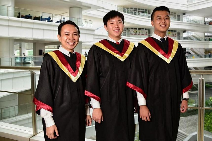 New work and study technical diploma for ITE graduates to start in April  2018, Education News & Top Stories - The Straits Times
