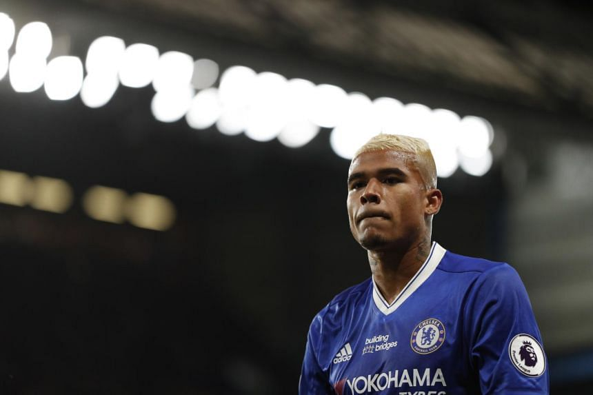 Chelsea winger Kenedy angered Chinese fans last Friday with two social media posts.