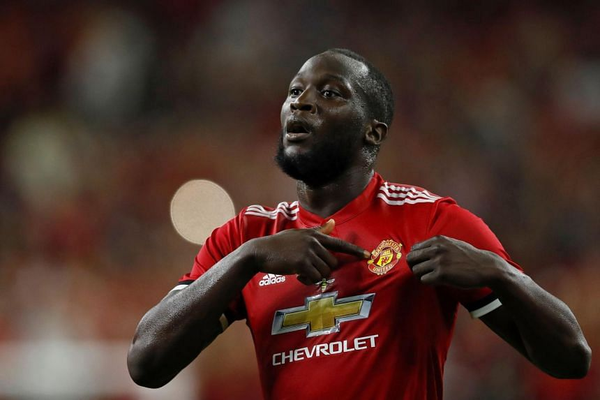 Romelu Lukaku said he joined United after hearing manager Jose Mourinho's rebuilding plan.