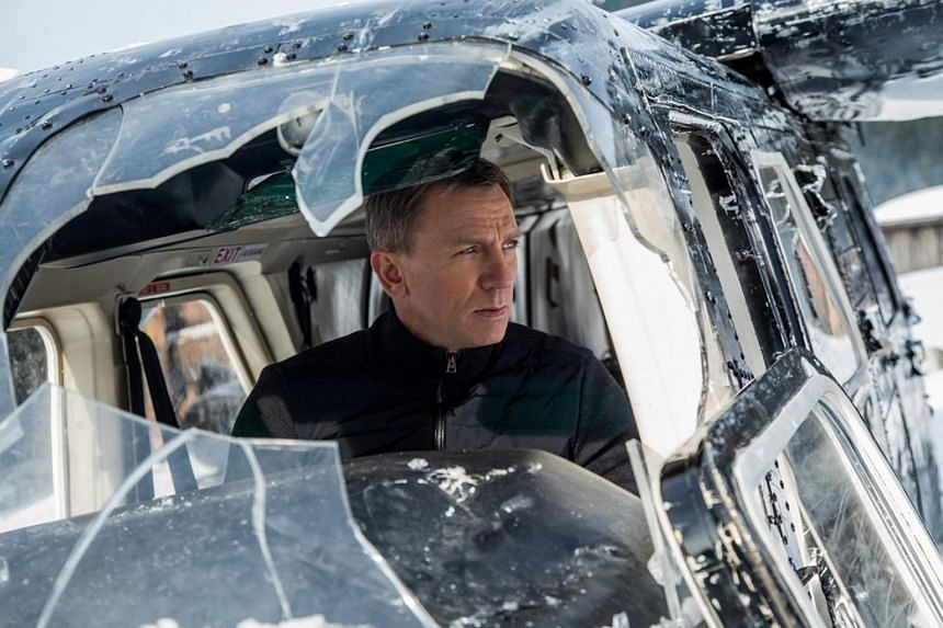 It is uncertain if Daniel Craig, seen here in 2015's Spectre, will reprise his role as James Bond.