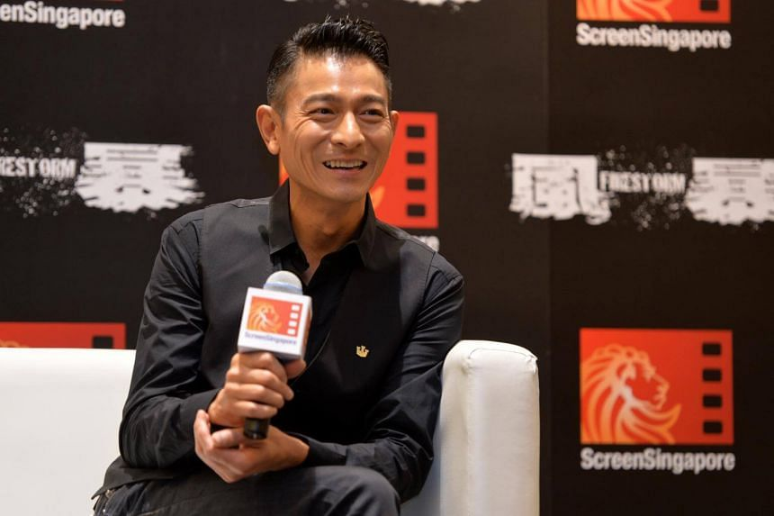 Actor Andy Lau is set to return to work on Aug 8 after taking a break due to injury.