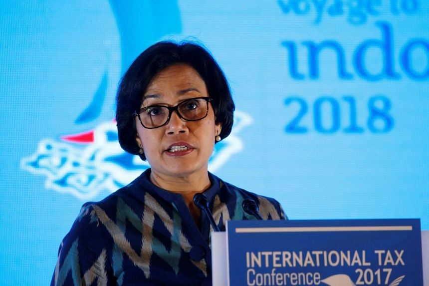 Indonesian Finance Minister Sri Mulyani Indrawati estimated another 185 trillion rupiah (S$18.9 billion) in tax revenue could be unlocked under the AEOI framework.