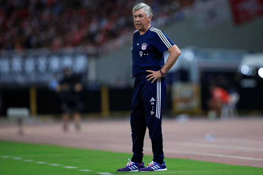 Bayern Munich coach Carlo Ancelotti confirmed that Bayern were unlikely to make any more moves in the transfer market this season.